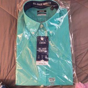 Brand New Izod dress shirt!